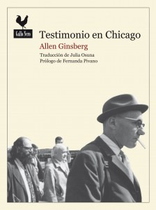 Testimonio En Chicago - Allen Ginsberg